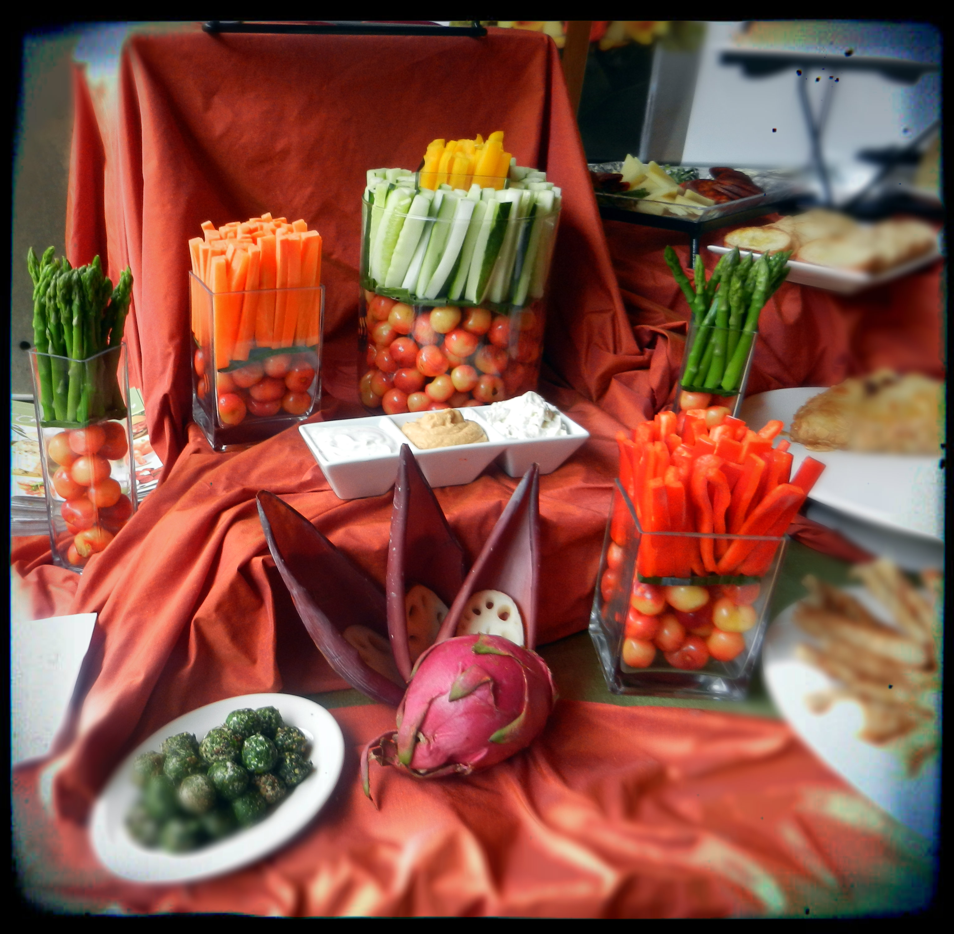 GRAND Galleries Archive Chefs Table Catering Catering In - The chef's table catering